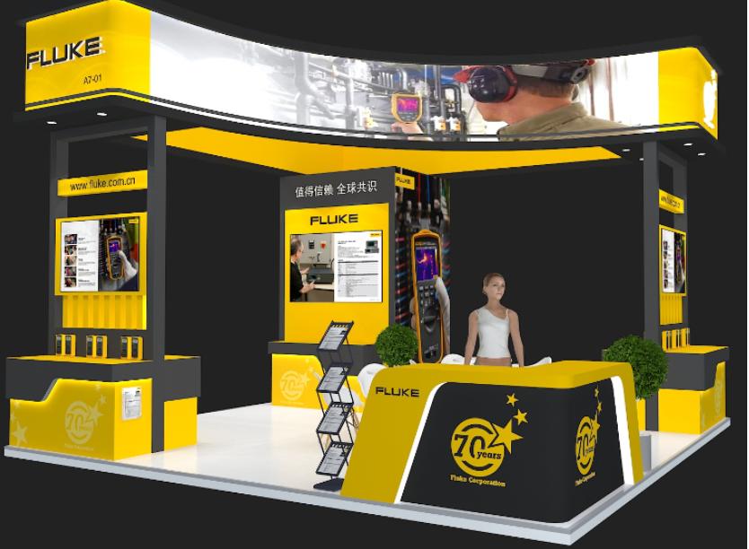 福禄克将携数十款电子产品参加首届中国国际进口博览会