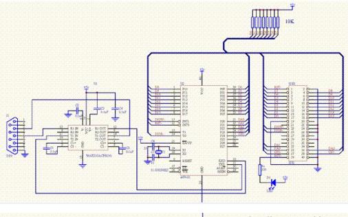 如何使用单片机制作硬盘控制电路详细电路和C语言程序资料免费下载
