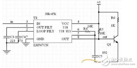 应用DSP核心板一种新型机器人导航系统设计