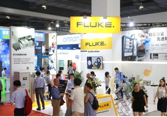 国际传感器技术与应用展览会举行 福禄克计量校准部...