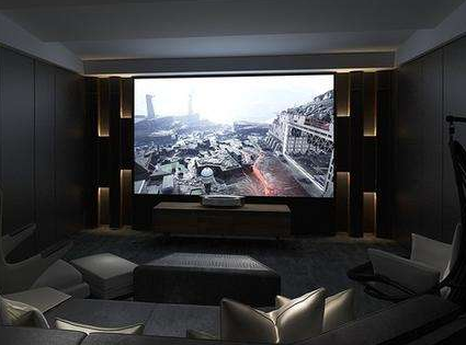 激光电视展现出了液晶无法比拟的产业优势、技术优势...