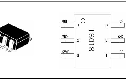 TS01S 1-CH差分灵敏度校准电容式触摸传感器的数据手册免费下载