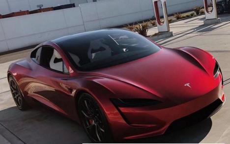 特斯拉Roadster计划2020年上市,并尽快...