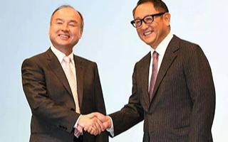 豐田和軟銀成立出行服務合資公司 初期投資20億日元