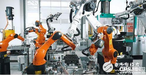 我国工业市场需求旺盛,工业机器人迎来迅猛发展