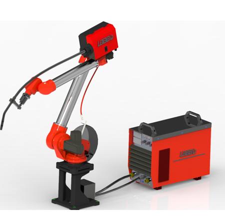 尔必地以轻快为主的灵巧型焊接机器人上市,速度比协...