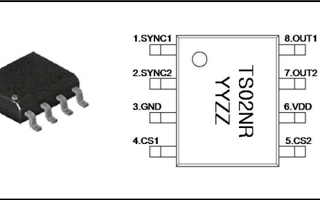 TS02NR 双通道自校准电容式触摸传感器的详细数据手册免费下载