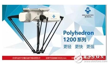 Polyhedron系列并联机器人:速度之王,标...
