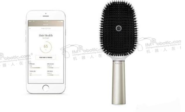 欧莱雅推出一款Beauty Gifter智能机器人,意在促进消费市场