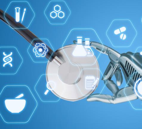 健康医疗大数据人工智能规划正在逐步成型,市场空间容量巨大