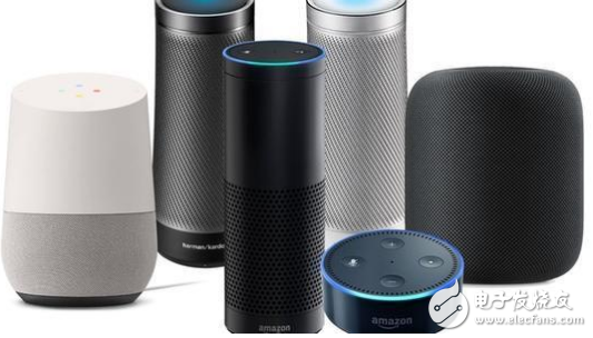 尼尔森的最新报告显示,亚马逊谷歌苹果智能音箱销量...