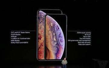 苹果iPhone XS和XS Max虽定价偏高,...