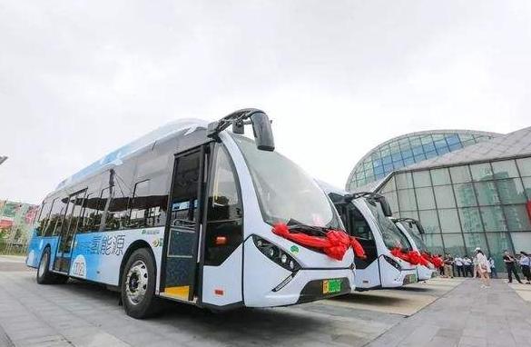 全国多地开启氢能公交 燃料电池汽车正在破冰
