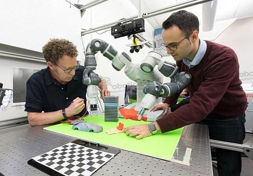 Dex Net 2.0敏捷机器人:史上最敏捷机器人,可迅速抓取不规则物体