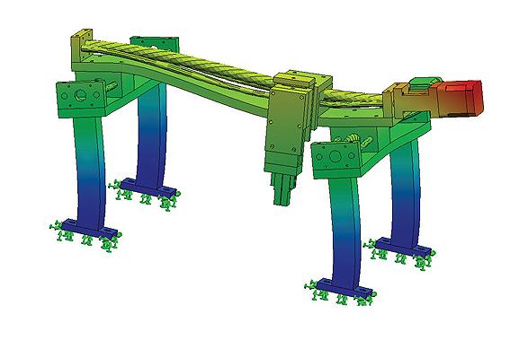 机电一体化融合虚拟原型技术的设计方案
