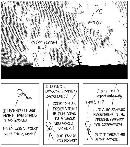 浅谈Python语言