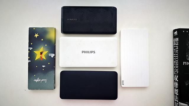 5款主流充电宝充电实测 谁的充电效率最高