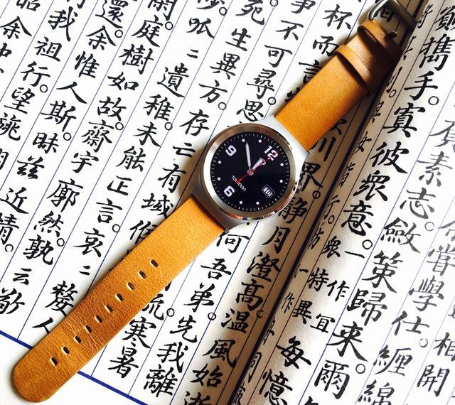 土曼T-Ripple智能手表评测 商务运动风十足