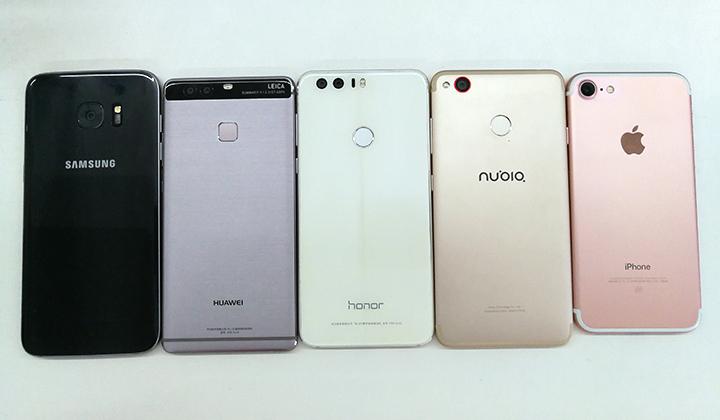 为什么手机充电慢 8款手机对比测试