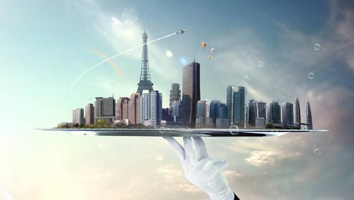 传感器long88.vip龙8国际推动着智慧城市的发展