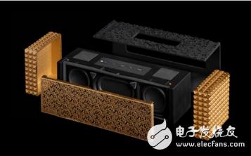 V-MODA推出的蓝牙连接的扬声器和耳机放大器具有定制的3D打印外壳