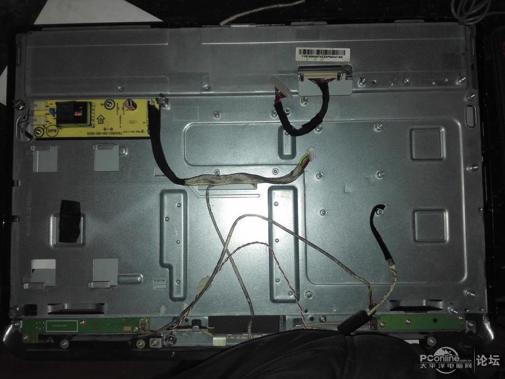 联想一体机怎样改成显示器