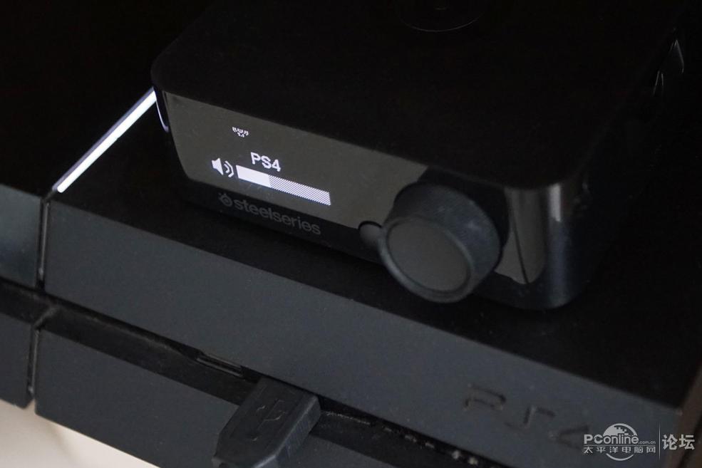 ArctisProWireless蓝牙游戏耳机评测 PS4主机音频的曲线救国