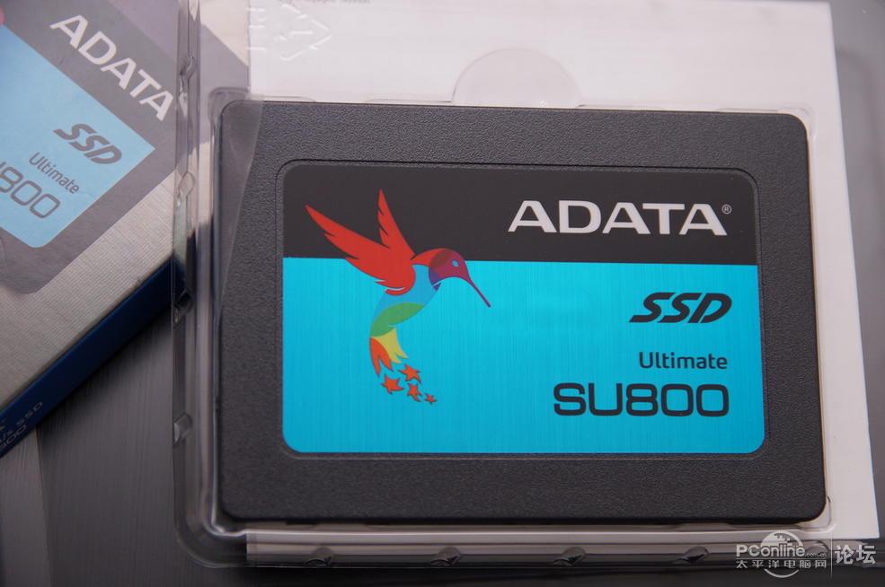 ADATASU800固态硬盘评测 写入速度几乎是HDD的三倍