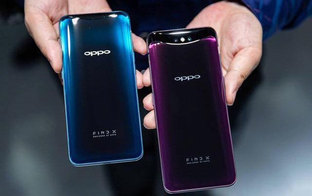 为什么OPPOFindX会被称为未来手机
