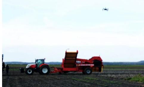 中兴通讯,助力荷兰成功完成了首个5G智能农业外场商用演示