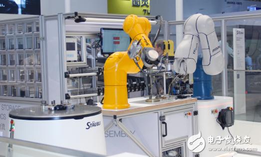 随着政策的推动,全球工业机器人开始进入蓬勃发展期