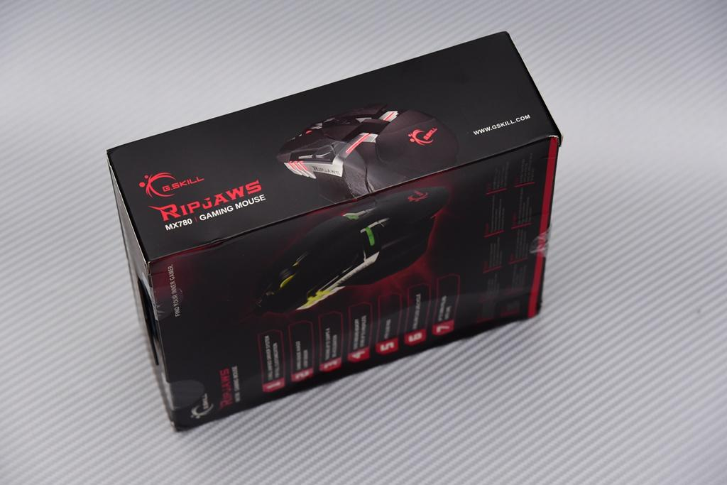芝奇MX780鼠标评测 降价之后性价比非常高