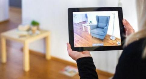 AR增强现实技术使房产展示更生动、个性化,或将颠覆房地产行业