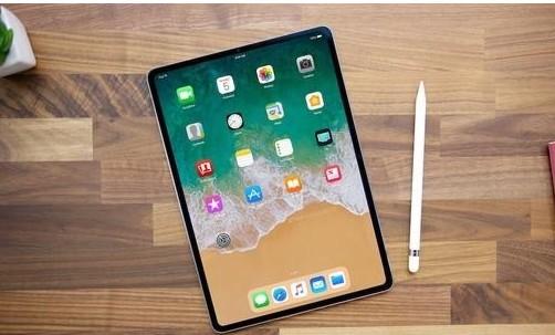 苹果将发布全面屏新设计的iPad Pro,会拥有...