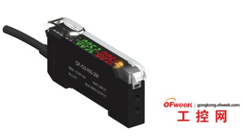 DF-G2系列高速双数显光纤放大器:拥有业界最快的响应速度,重复精度为5us