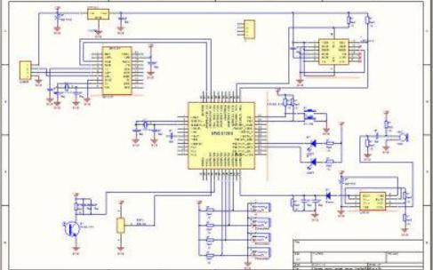 常用传感器和通信模块的原理图和3D封装详细资料免费下载