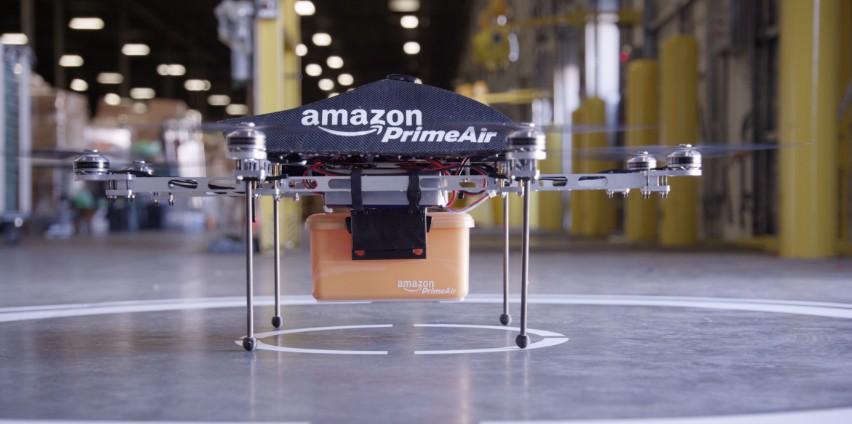 Amazon快递无人机的UAV设计究竟好不好?