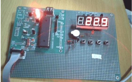 如何使用使用单片机DS18B20进行LED显示的程序免费下载