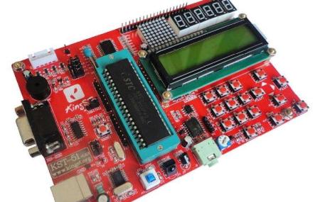 QX-MCS51单片机开发板106个配套CYY实验例程详细程序免费下载