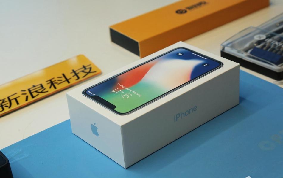 iPhoneX高清拆解图 布局合理更模块化