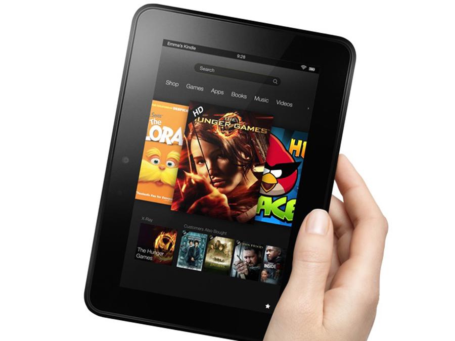 KindleFire平板电脑拆解 设计简单功能有...