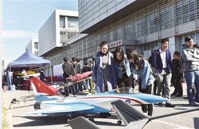 新区无人机产业渐入佳境 欲打造从研发到生产于一体的无人机产业基地