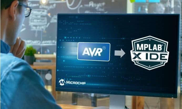 美国微芯科技推出MPLAB®X集成开发环境(IDE)5.05版,可支持大部分AVR MCU