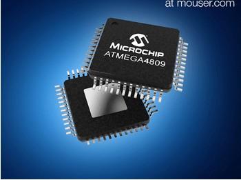 基于高性能8位AVR® RISC CPU,其灵活的低功耗架构提供了三种休眠模式