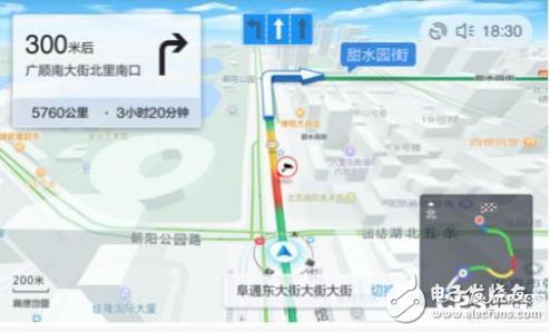 在自动驾驶汽车商业化过程中,高精地图的作用不可替代