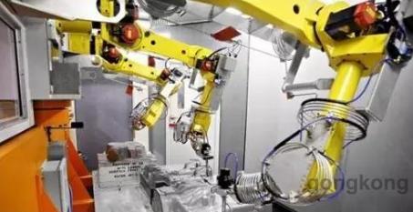 列举工业机器人单元常用的各种传感器