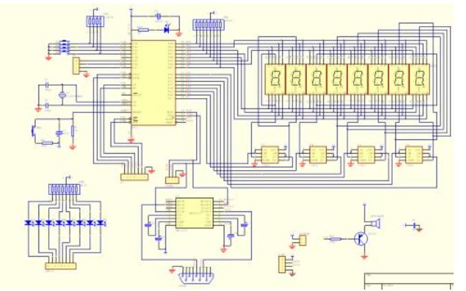如何使用51单片机控制32个LED多花样流水灯的程序资料免费下载