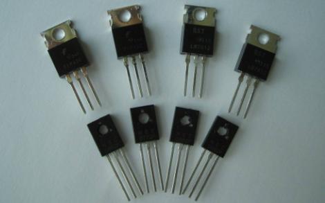 9011、9012、9013、9014、8050、8550三极管有什么区别?和参数介绍