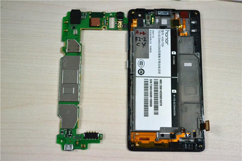 华为v8的主板原理图_华为手机