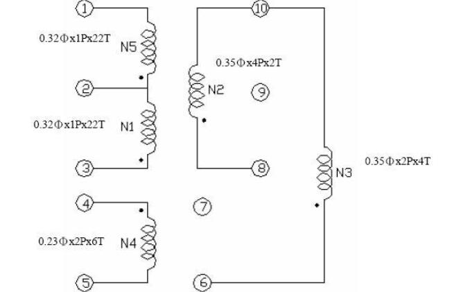 简单的开关电源电路设计解读